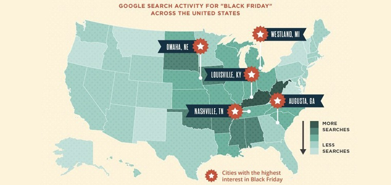 Google Helps Retailers Get Ready For Black Friday With Insights Into The Hottest Products