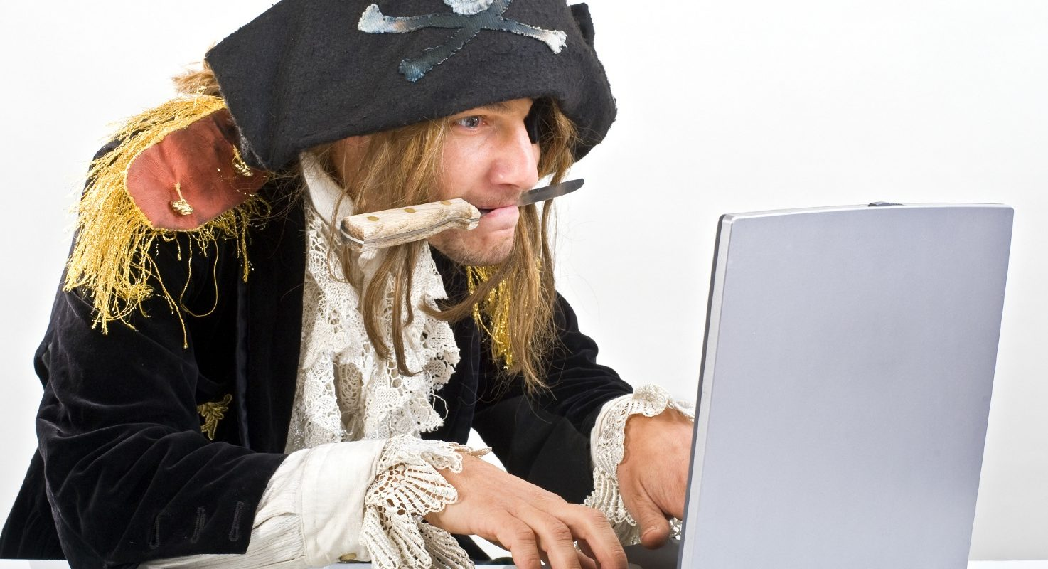 Google Pirate: What It Means for Web Content