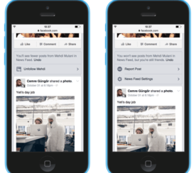 Quickly Unfollow Pages And People With New Facebook News Feed Settings
