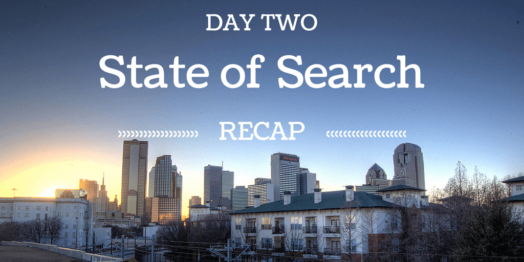 Wil Reynolds, Reddit, Content Over-Creation, and More: #StateofSearch 2014 Day Two Recap