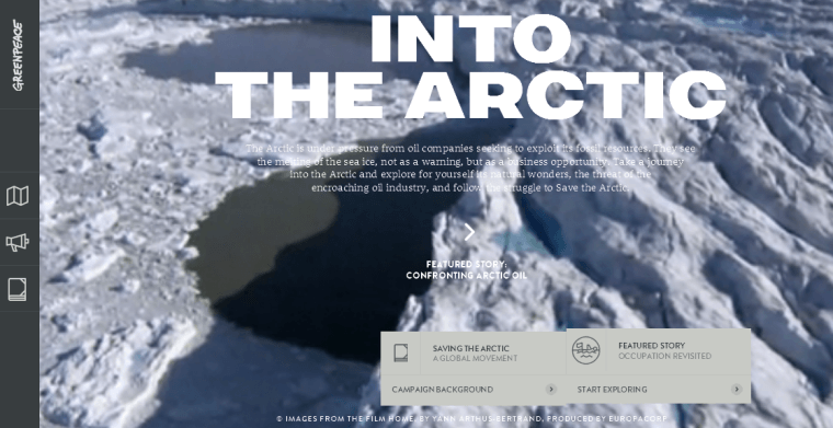 2014-12-11 09_58_17-Into the Arctic _ Greenpeace