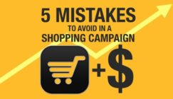 5 Mistakes to Avoid in a Google Shopping Campaign