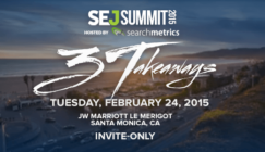 SEJ Summit, Santa Monica