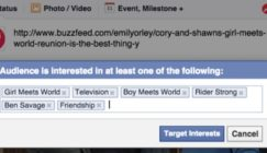 Facebook Introduces Organic Post Targeting, Along With Other New Tools For Pages