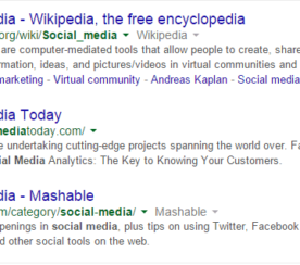 Are You Making Social Media Contribute to Your SEO?