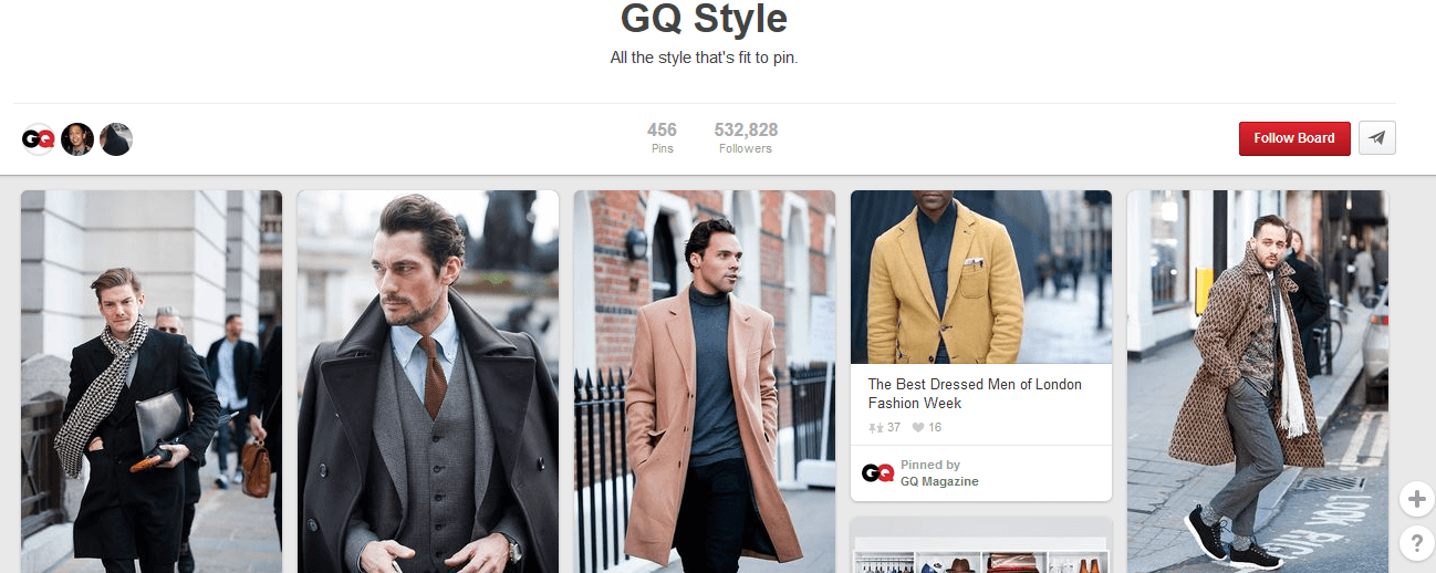 10 Brands for Men on Pinterest | Search Engine Journal