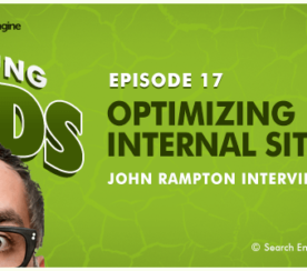 New on #MarketingNerds: JP Sherman on Optimizing Internal Site Search