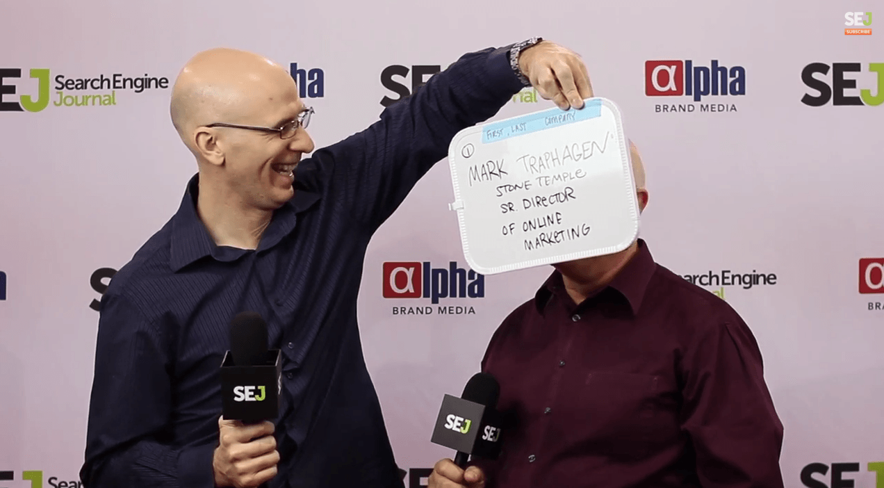 Outtakes from Pubcon Las Vegas 2014 [VIDEO]