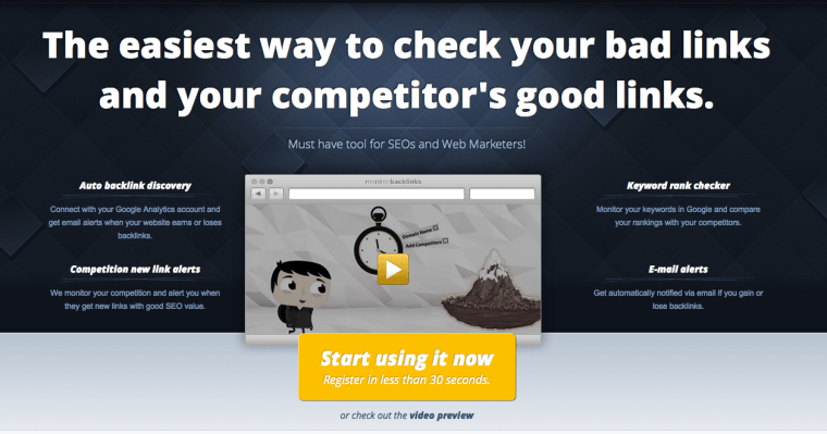 Monitor Backlinks Review: The Good, The Bad, and The Awesome