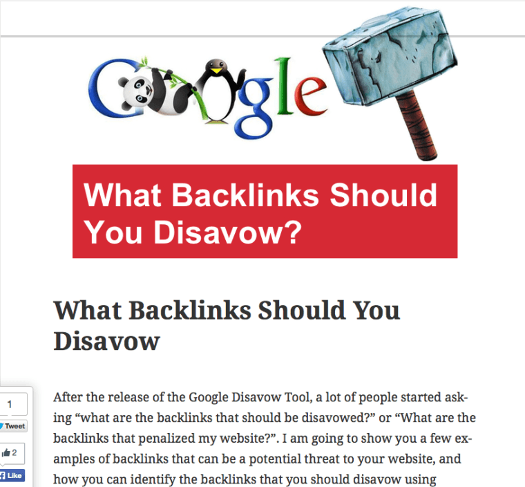 The Good and The Bad About Review Monitor Backlinks | SEJ