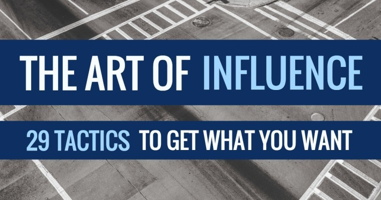 29 Tactics to Influence People | Search Engine Journal