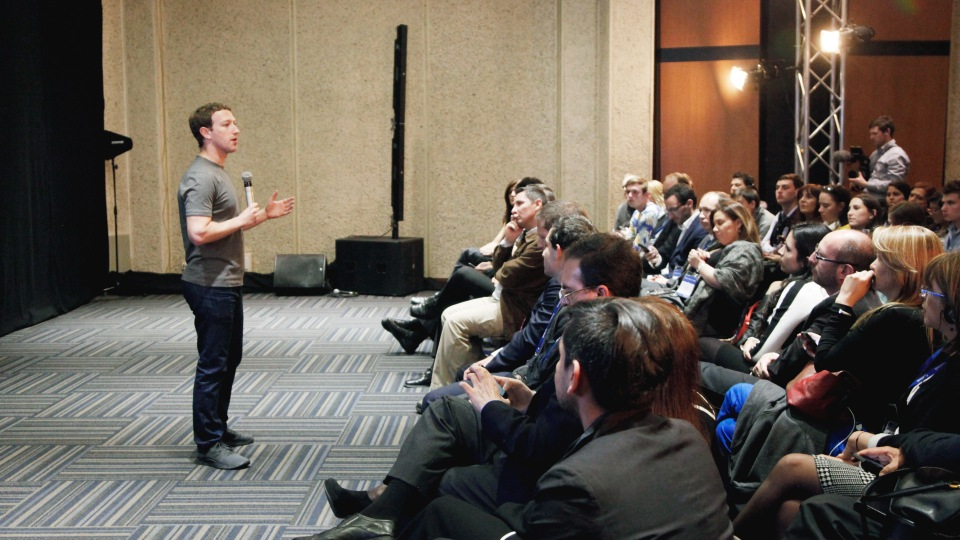 Mark Zuckerberg On The Future Of Social Media, + More From Q&A