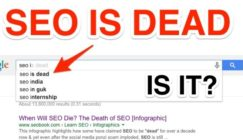 SEO is as Dead as Google. Once Again! | SEJ