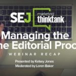 SEJ Marketing Think Tank Recap