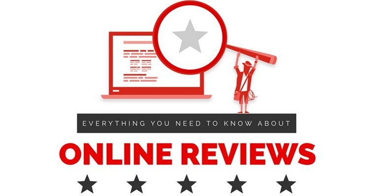 Everything You Need to Know About Online Reviews [INFOGRAPHIC]