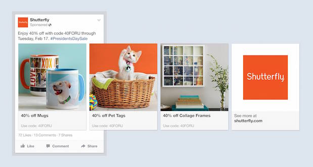 Facebook Launches Product Ads, A Possible Threat To Google?