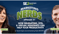 #MarketingNerds: How Delegating, GTD, and Virtual Assistants Can Help Your Productivity
