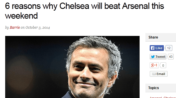Chelsea beat Arsenal