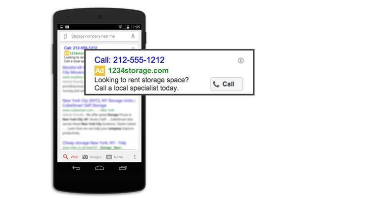 Google AdWords Introduces Call-Only Campaigns