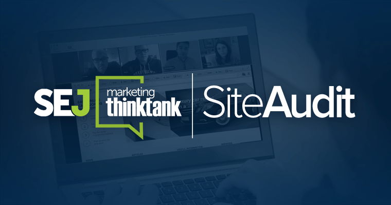 March 2015 #SEJThinkTank Site Audit Sites Chosen