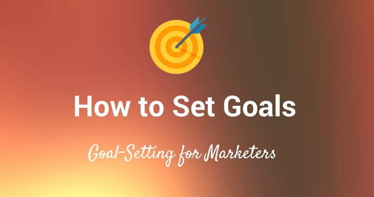 7 Goal-Setting Tips For Social Media Marketers | SEJ