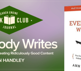 Reviewing 'Everybody Writes' From A New Writer's Perspective #SEJBookClub