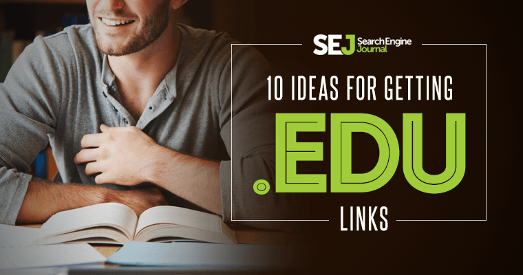 10 Ideas For Getting .Edu Links