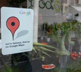 Google Wants to Help Put Your Business on the Map, Literally