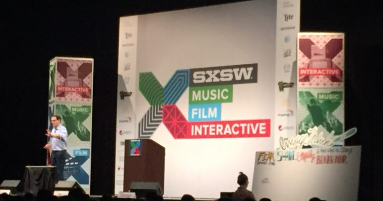 7 Principles for Changing Behavior from @DanielPink: #SXSWi 2015 Recap