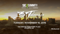 SEJ Unveils Speakers For #SEJSummit Atlanta! (Part 2)