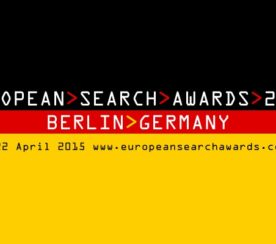 Shortlist Announced For The 2015 European Search Awards