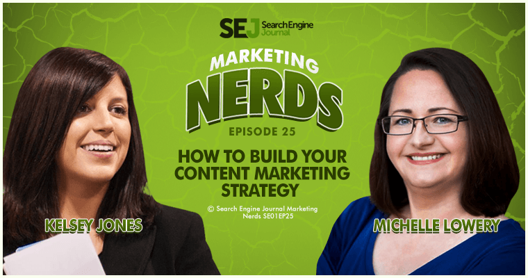 #MarketingNerds Podcast: Michelle Lowery on Successful Content Marketing Team Strategy