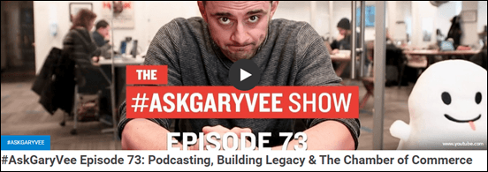 Ask Gary Vee screenshot