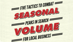 5 Tactics to Combat Seasonal Peaks in Local Search Volume