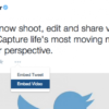 Twitter-Hosted Video Can Now Be Embedded On Your Website