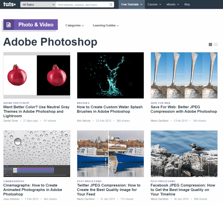 6 Places to Learn Photoshop for Free (or Almost Free!) | SEJ