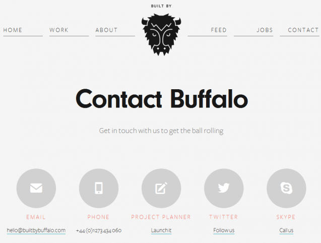 25 Amazing Contact Us Pages | Search Engine Journal