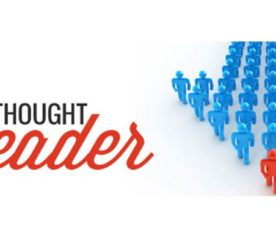 The One Thing You Need to Build a Personal Brand and Become a Thought Leader