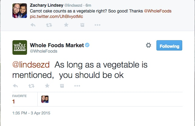 Whole Foods Twitter