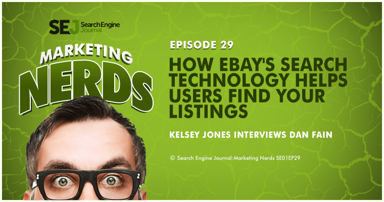 New on #MarketingNerds: How eBay's Search Technology Helps Users Find Your Listings