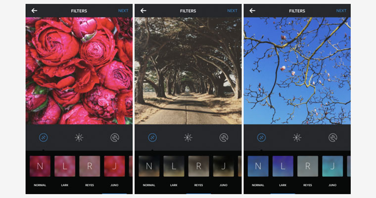 Instagram Gets Three New Filters, Brand New Emoji Hashtags