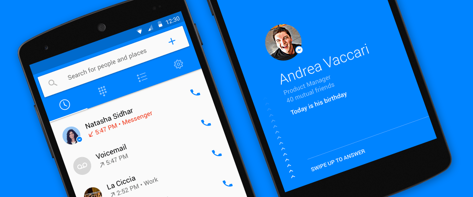 """Facebook Introduces """"Hello"""" and Video Calling for Messenger"""