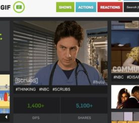 Want the Perfect GIF for Any Occasion? There's a New Search Engine for That
