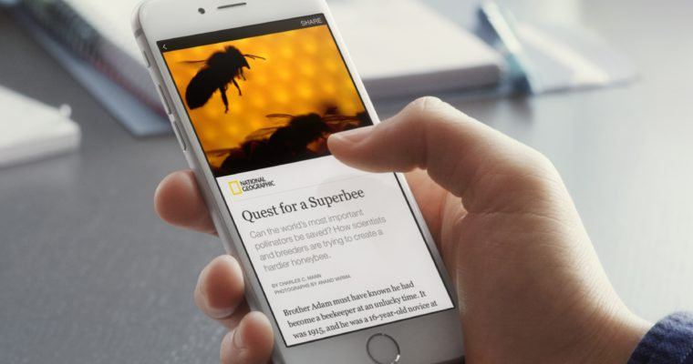 Facebook Introduces Instant Articles: A Faster, Richer Content Reading Experience