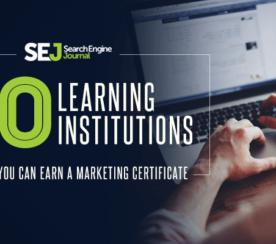 10 Learning Institutions Where You Can Earn a Marketing Certificate