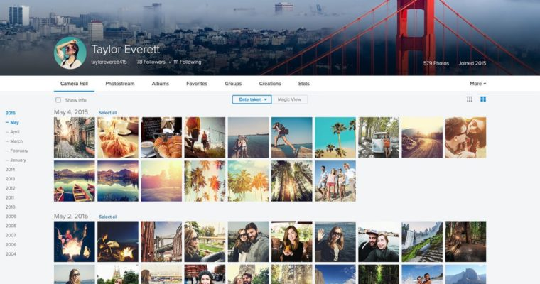 New Flickr 4.0 Takes Image Search to a New Level