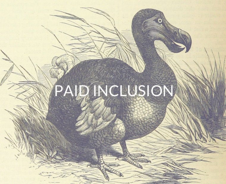Paid Inclusion