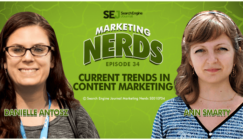 #MarketingNerds: Current Trends in Content Marketing | SEJ