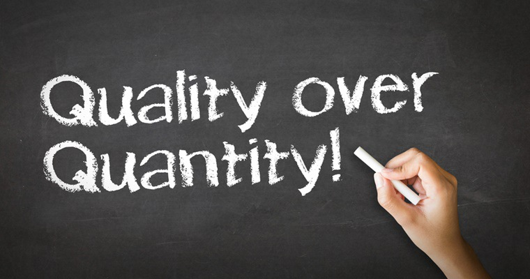 Quality Over Quantity: 7 Steps to Get More Links That Count