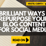 7 BRILLIANT WAYS TO REPURPOSE YOUR BLOG